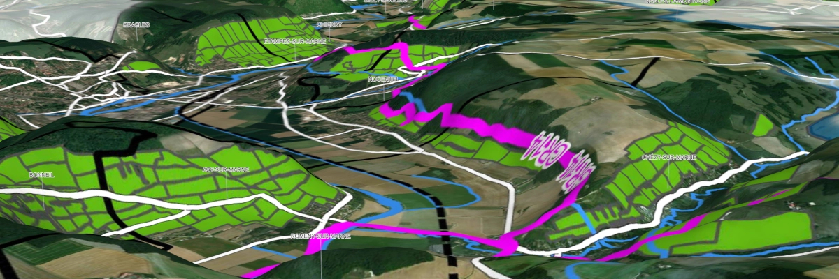 Image of 3D Map
