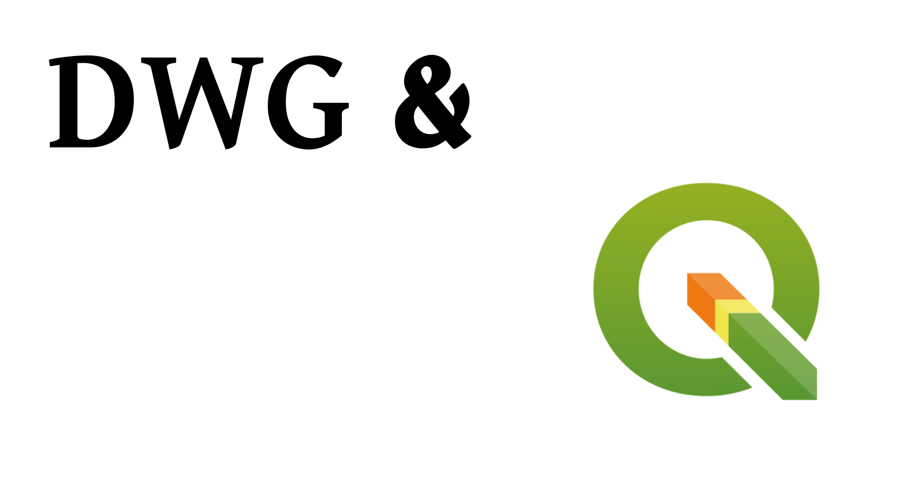 Come importare un dwg in QGis