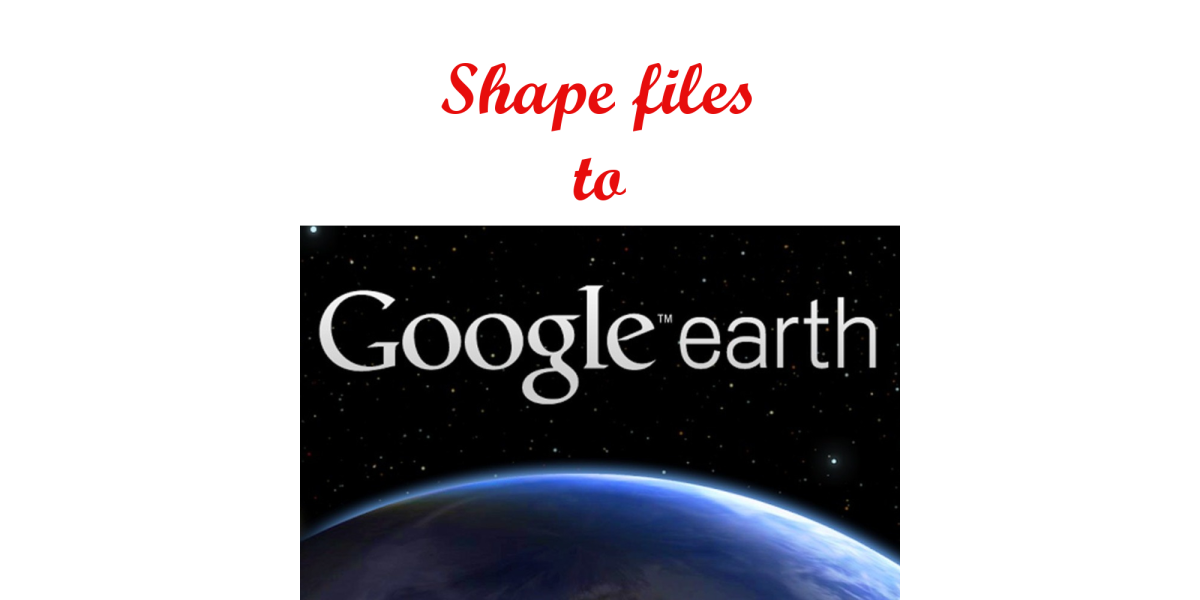 Come importare uno shape file in Google Earth